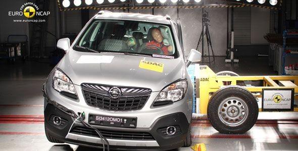 Resultados Euro NCAP: cinco estrellas para todos menos el Dacia Lodgy, que obtiene tres