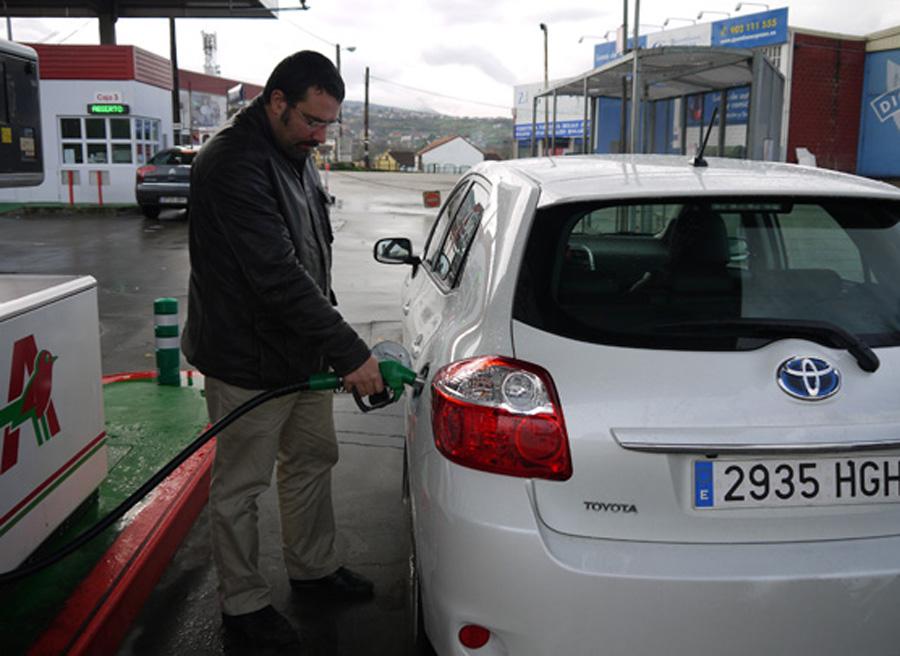 Los precios de la gasolina vtk para hoy