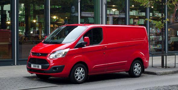 Ford Transit Custom, única furgoneta familiar con 5 estrellas EuroNCAP