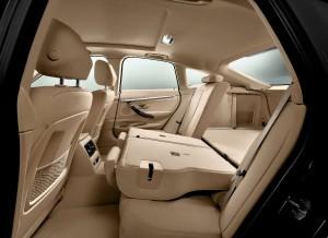 BMW Serie 3 Gran Turismo, asientos traseros