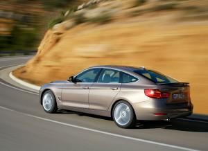 BMW Serie 3 Gran Turismo, dinámica