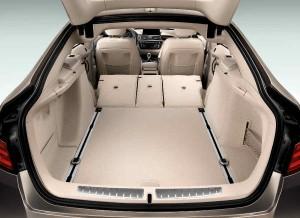 BMW Serie 3 Gran Turismo, maletero