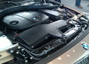 BMW Serie 3 Gran Turismo, motor