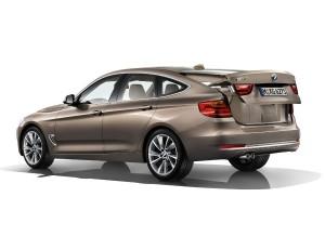 BMW Serie 3 Gran Turismo, portón maletero