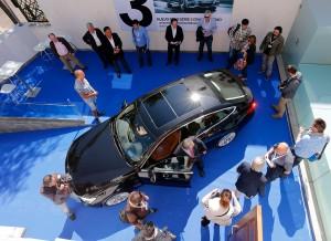 Presentación y prueba BMW Serie 3 Gran Turismo