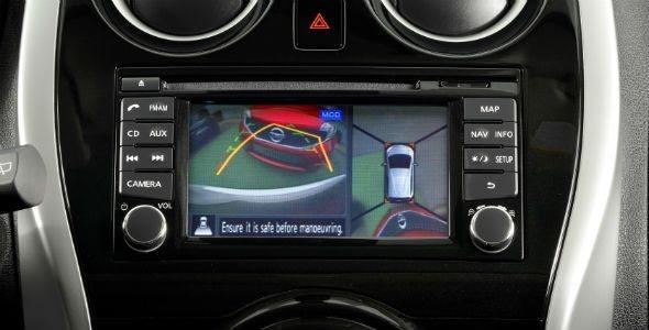 Nissan Note, con sistema de visión 360 grados