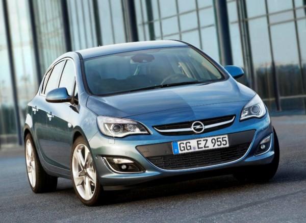 El Opel Astra incorpora el nuevo motor 1.6 SIDI.