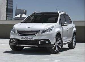 El nuevo Peugeot 2008 llega a los concesionarios españoles el 20 de mayo.