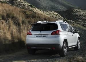 El Peugeot 2008 se defiende con sobresaliente tanto en la ciudad como en la carretera.