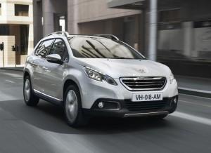 El nuevo Peugeot 2008 está disponible desde 14.900 euros.