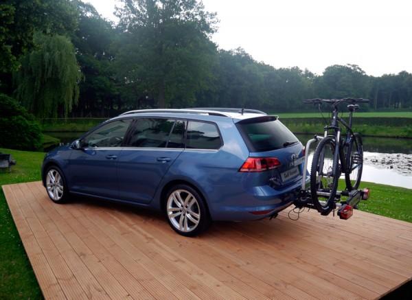 Presentacion y prueba VW Golf TDi Bluemotion Variant, Amsterdam, Rubén Fidalgo