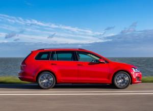 Presentación y prueba VW Golf TDi Bluemotion Variant