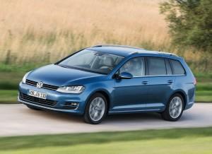 La versión familiar de Volkswagen Golf VII ya está aquí.