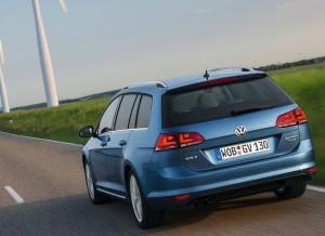 El Volkswagen Golf Variant llega este verano a los concesionarios españoles.