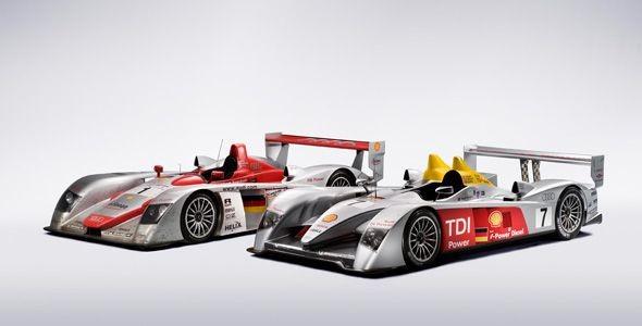 Audi y Chevrolet, favoritas en las 24 Horas de Le Mans