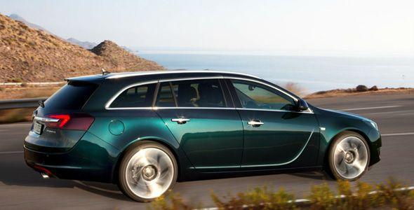 Nuevos precios para el Opel Insignia 2014