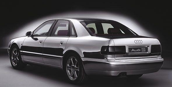 Las carrocerías de aluminio de Audi cumplen 20 años con 750.000 vehículos fabricados