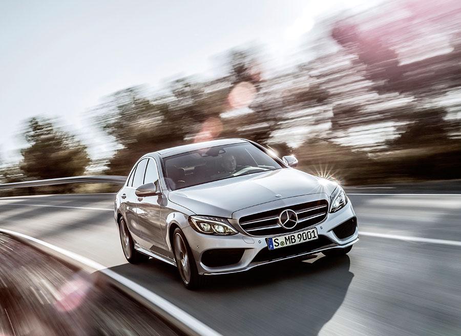 imágenes y datos del nuevo Mercedes Clase C 2014 | Autocasion.com