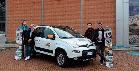 Nuevo Fiat Panda 4X4 Antartica 2014: edición limitada a 300 unidades