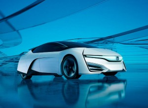 El Honda FCEV Concept debuta en suelo europeo durante el Salón de Ginebra.