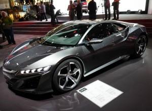 El Honda NSX contará con un motor con arquitectura V6.