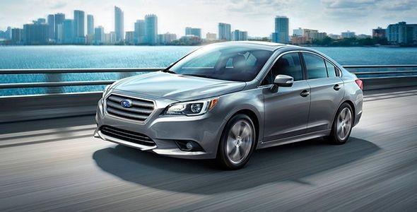 El nuevo Subaru Legacy 2015 se presenta en Chicago