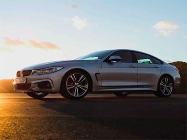 El nuevo BMW Serie 4 Gran Coupé 2014, en vídeo