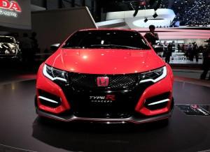 Honda Civic Type R Concept, agresividad por los cuatro costados.