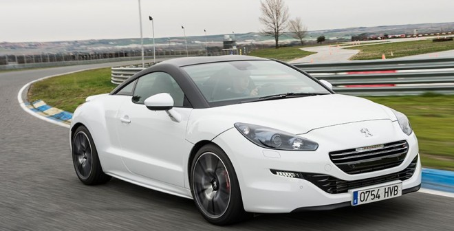 prueba del peugeot rcz r de 270 cv en el jarama. Black Bedroom Furniture Sets. Home Design Ideas