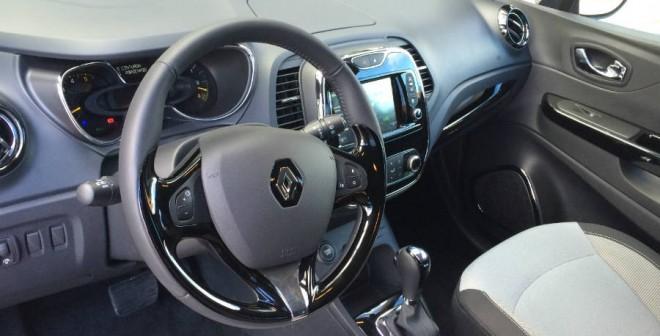 Renault captur 1 5 dci 90 cv lo probamos for Interior renault captur