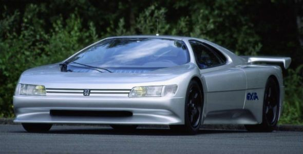 Peugeot, 30 años de 'Concept Cars'