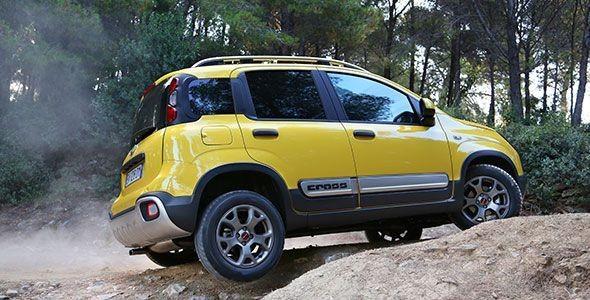 Ya a la venta los nuevos Fiat Panda Cross y Freemont Cross 2014