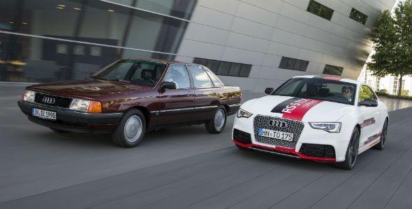 Audi: el TDI cumple 25 años