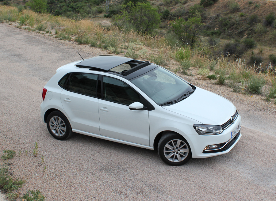 volkswagen polo sport 1 4 tdi 90 cv 2014 a prueba. Black Bedroom Furniture Sets. Home Design Ideas