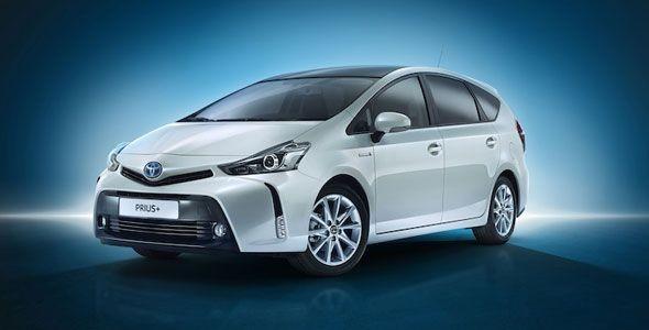 Toyota Prius+, ya a la venta