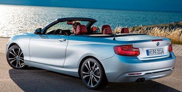 Ya hay precios en España del BMW Serie 2 Cabrio 2015