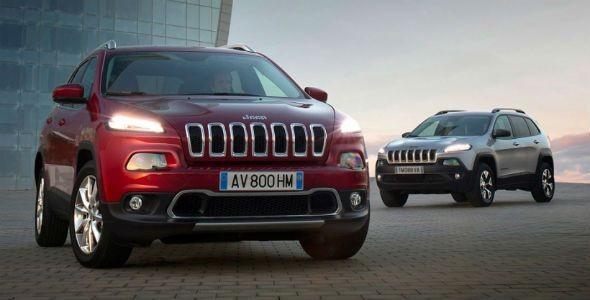 Jeep Cherokee: edición especial 'Business'