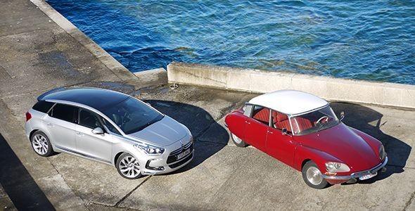 Citroën celebra el 60 aniversario del DS en Montecarlo
