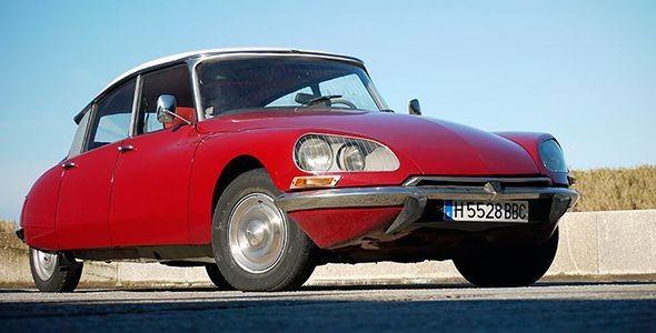 """13 curiosidades del Citroën DS, """"el tiburón francés"""""""