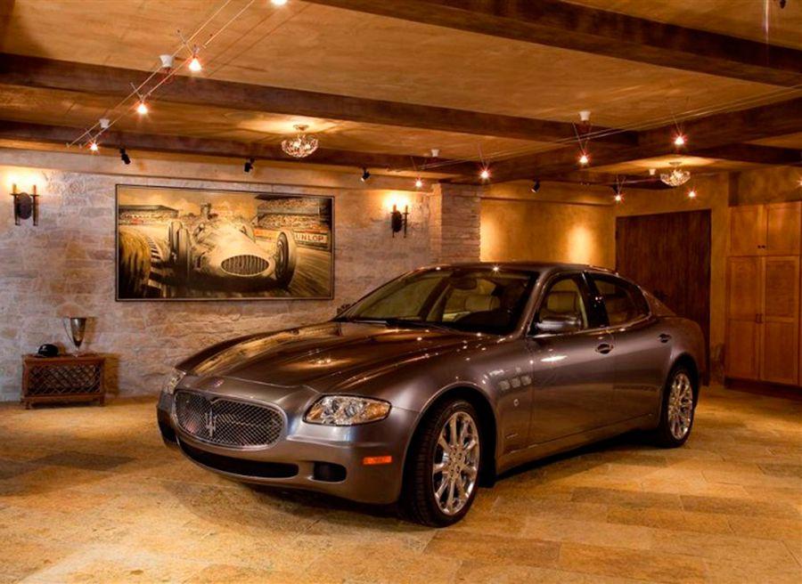 los mejores garajes privados del mundo