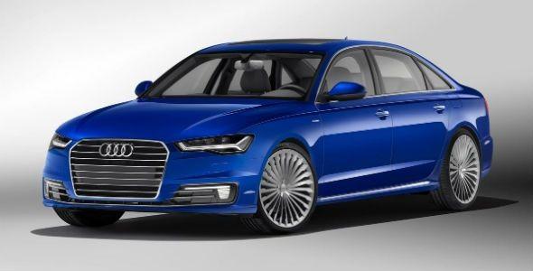 Audi A6L e-tron: 245 CV y 2,2 litros a los 100