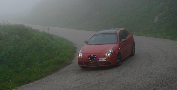 Sometemos a prueba al Alfa Romeo Giulietta Sprint 2.0 Diésel 150 CV