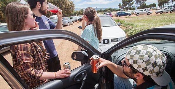 El 32% de los conductores sometidos al test de drogas da positivo