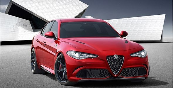 Presentado el nuevo Alfa Romeo Giulia 2015