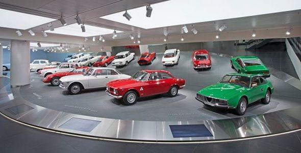 Museo Alfa Romeo La Macchina del Tempo