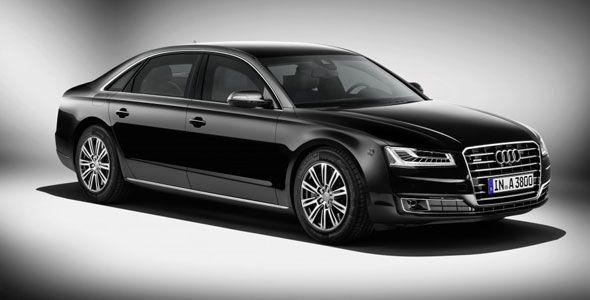 Audi A8 L Security, fortaleza inexpugnable