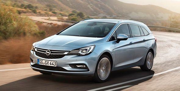 Nuevo Opel Astra Sports Tourer en Frankfurt 2015