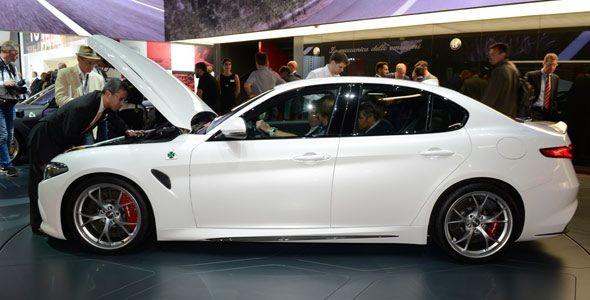 Alfa Romeo Giulia: una berlina muy deportiva
