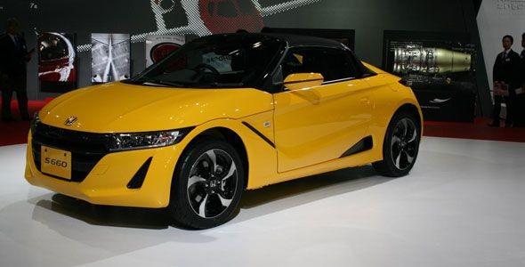 Honda en el Salón de Tokio 2015