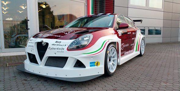 Alfa Romeo Giulietta TCR por 98.000 euros